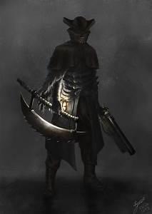 Hunter - Bloodborne style by Zanini-BR-RJ on DeviantArt ...