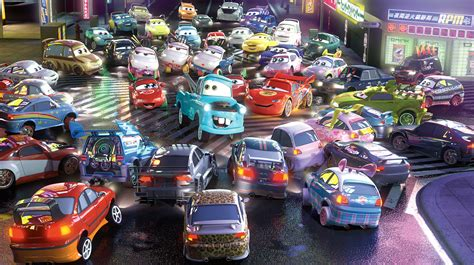 Disney Pixar's Tokyo Mater