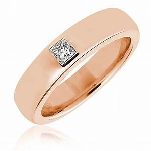 Pink gold wedding bands for Pink gold wedding rings