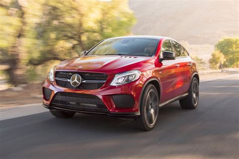 2018 Mercedes-benz Gle-class Coupe