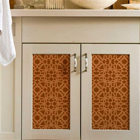 modern moroccan lace furniture stencil stenciling for diy home decor royal design studio
