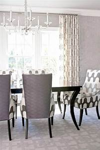 Stylish Upholstered Dining Chairs For Easy Design And