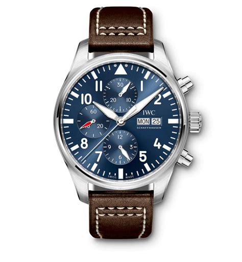 Iwc Pilot's Watch Chronograph Iw3777 Family