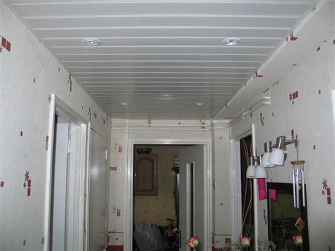 plafond pvc cuisine faux plafond salle de bain pvc chaios com