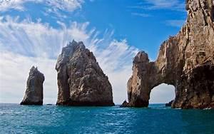 Hd, Landscapes, Nature, Rocks, Cliffs, Skyscapes, Sea, Free