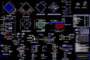 High Tank Dwg Detail For Autocad  U2013 Designs Cad