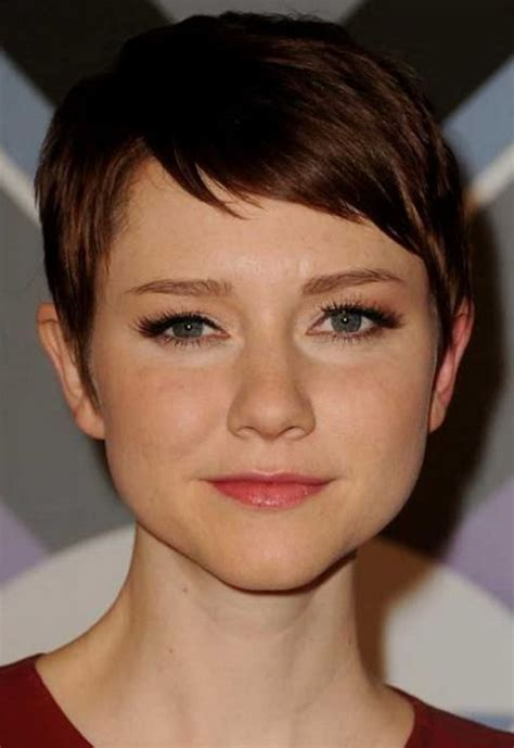 pixie haircuts    faces goostylescom page