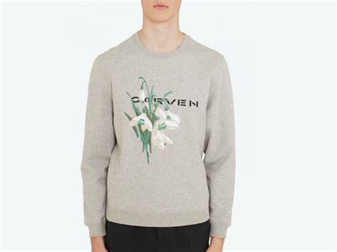 Daily Sweater daily crush snowdrop sweater by carven out magazine