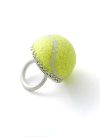 creative  cool ways  reuse  tennis balls