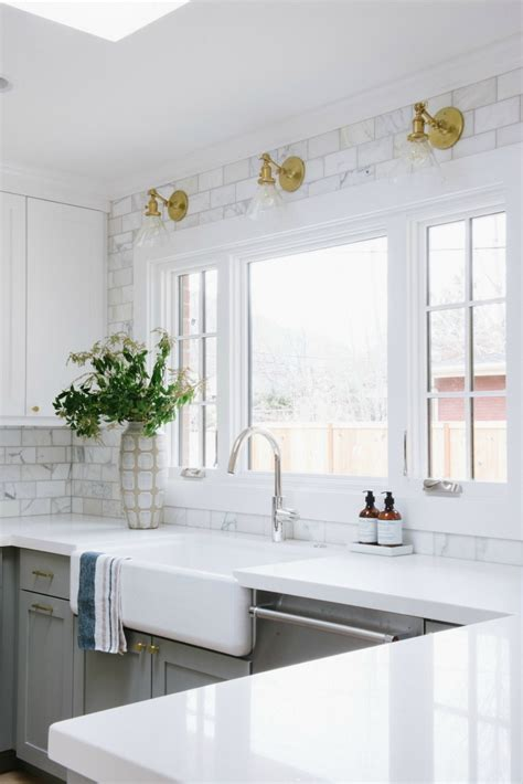 how high should kitchen cabinets be from countertop kitchen backsplash tile how high to go driven by decor