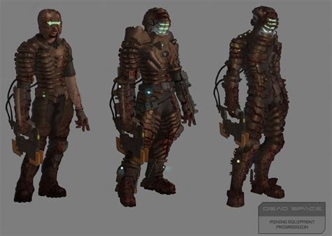 Image Rig Protoypes Concept Art Dead Space Wiki