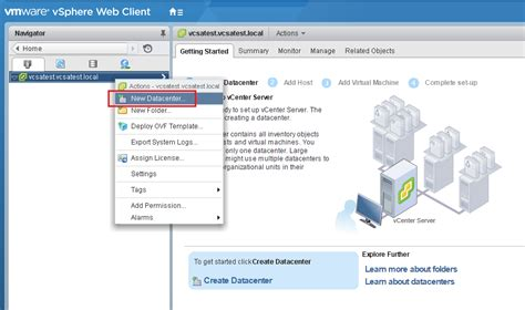 Esx Console by Steps To Configure A Vmware Esxi Cluster