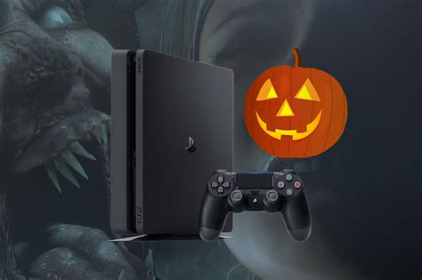 The Best Ps4 Games To Play At Halloween