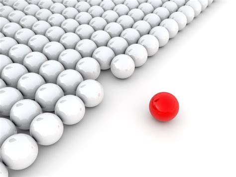 Stand Out Of The Crowd don t empower your competitors by differentiating at the