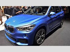 2016 BMW X1 Mediterranean Blue Metallic YouTube