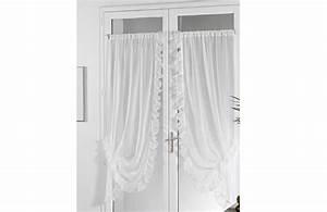 Ou Acheter Des Rideaux : paire de rideaux bonne femme voilage plein jour blanc 95x150 ou 95x210 cm ebay ~ Teatrodelosmanantiales.com Idées de Décoration