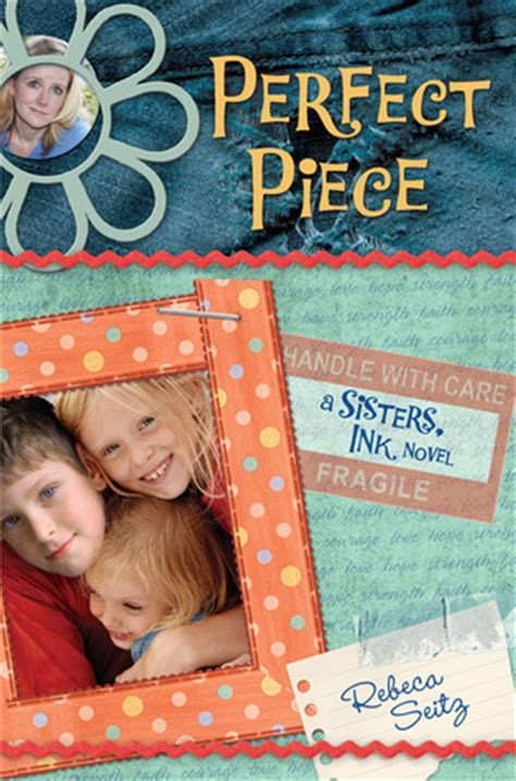 perfect piece  sisters ink    rebeca seitz reviews discussion bookclubs lists