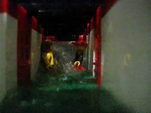 Lego Titanic - Sinking Hallway - YouTube