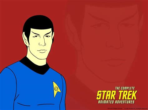 Animated Trek Desktop Wallpaper - spock wallpapers wallpaper cave
