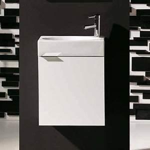 Lave Main 15 Cm Profondeur : lave main faible profondeur 25x45 cm smart pack ~ Melissatoandfro.com Idées de Décoration
