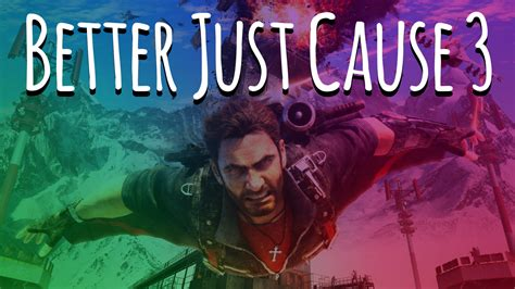 Better JustCause 3 Mod - Just Cause 3 Mods | GameWatcher