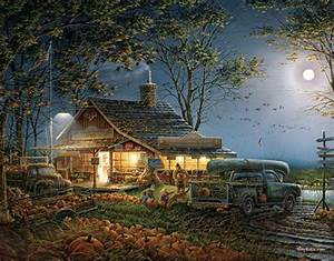 26 best images about Terry Redlin Jigsaw Puzzles on ...