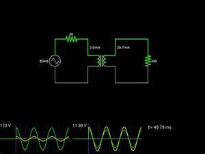 Circuit Simulator Step Up Transformer Images | FemaleCelebrity