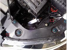 Montage Kit Xénon Sur VW Golf 6 Scirocco wwwootuning