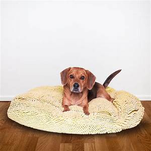 ultra comfy dog bed durable soft chenille microfiber With cheap durable dog beds