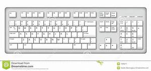 Computer keyboard clipart - Clipground