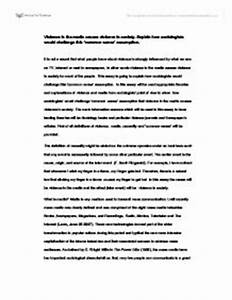 violence in media creates violence in society essay presidential essay contest violence in media creates violence in society essay
