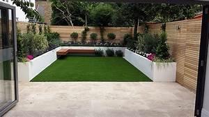Gartenzaun Höhe Zum Nachbarn : sichtschutz zaun oder gartenmauer 102 ideen f r ~ Lizthompson.info Haus und Dekorationen