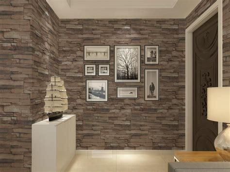 wallpaper livingroom vinyl textured embossed brick wall wallpaper modern 3d