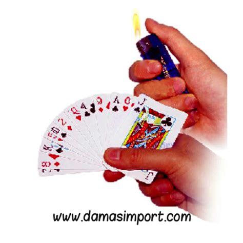 De encendedor a mazo de cartas. | Damas Import