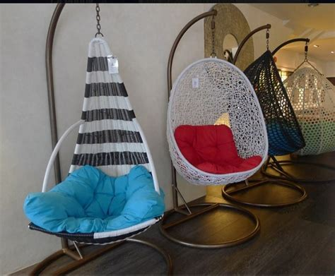 Hammock Chair Stand Diy by 15 Diy Hanging Chairs That Will Add A Bit Of To The House