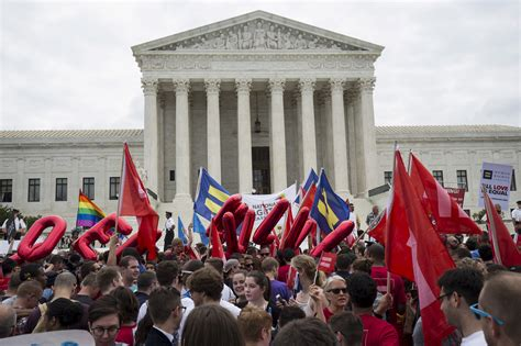Marriage Supreme Court Decision by Republicans Splintering On Same Marriage Fight Ahead