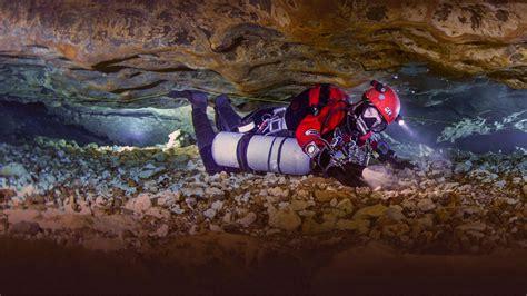cave diver jill heinerth explains cave diving video