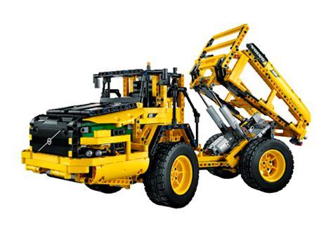lego technic 42030 technicbricks tbs techreview 35 42030 remote controlled volvo l350f wheel loader