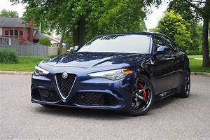 Alfa Romeo Giula : 2017 alfa romeo giulia quadrifoglio review news ~ Medecine-chirurgie-esthetiques.com Avis de Voitures
