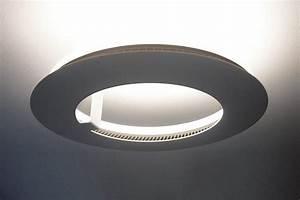 Deckenleuchten Led Schlafzimmer : clever circle von absolut lighting bild 4 sch ner wohnen ~ Markanthonyermac.com Haus und Dekorationen