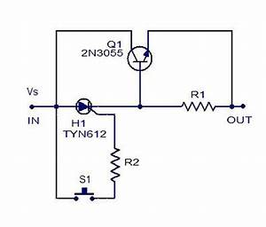 electronicfuse circuit is a type of low resistance With types of circuits