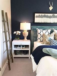 Best ideas about navy bedroom decor on