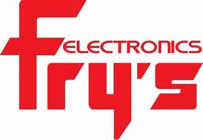 Electronics Fry Frys Retailer American Computer Logonoid