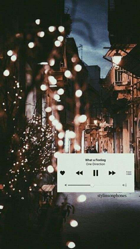 Aesthetic One Direction Wallpaper Iphone by What A Feeling By One Direction Lockscreen From