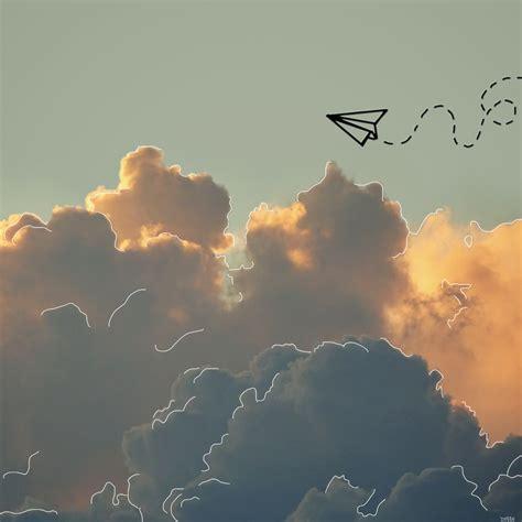 freetoedit clouds tumblr sky tumblr aesthetic suga