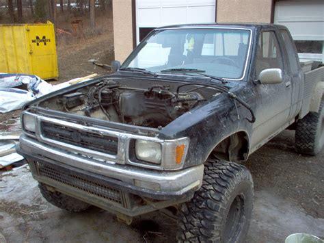 1993 Toyota Tacoma by Painting 1993 Toyota Tacoma Xtra Cab Specs Photos