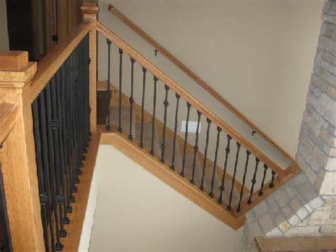 home depot stair railings interior custom wood railings custom railings newels balusters