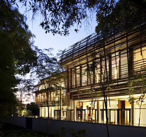 Nesting House - nest house singapore e architect