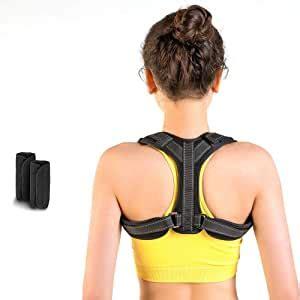 Amazon.com: Posture Corrector for Men and Women Adjustable ...