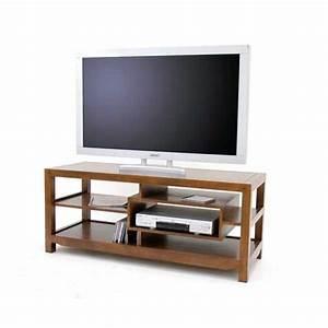 Meuble Tv Etagere : meuble tag re tv vid o bois arster 5398 ~ Teatrodelosmanantiales.com Idées de Décoration